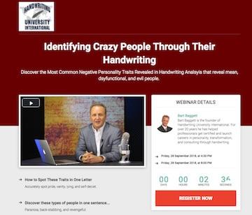 attend crazy webinar