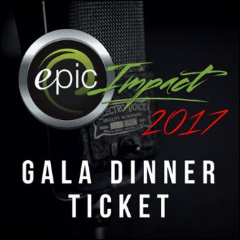 Impact 2017 Gala Dinner