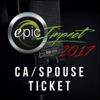Impact 2017 CA Ticket