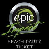 Additional Impact 2017 Beach Party Ticket
