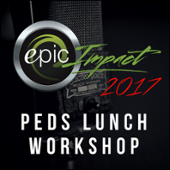 Impact 2017 Peds Lunch Workshop Ticket
