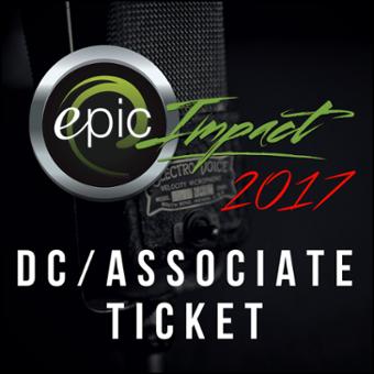 Impact 2017 DC Ticket