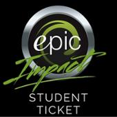 Additional Impact 2017 Student Ticket