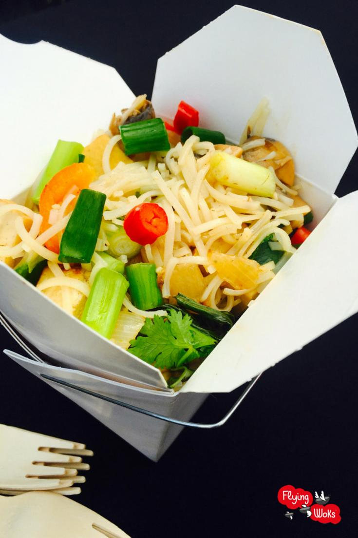 Noodle Box by Flying Woks