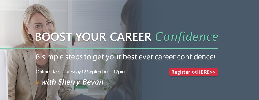 Boost Career Confidence