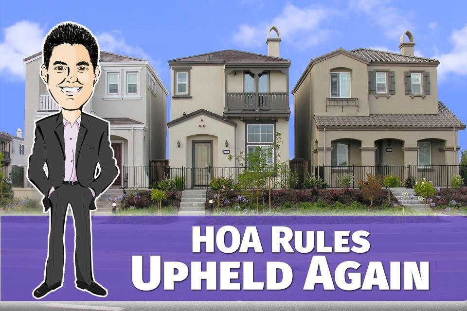 HOA Rules cover