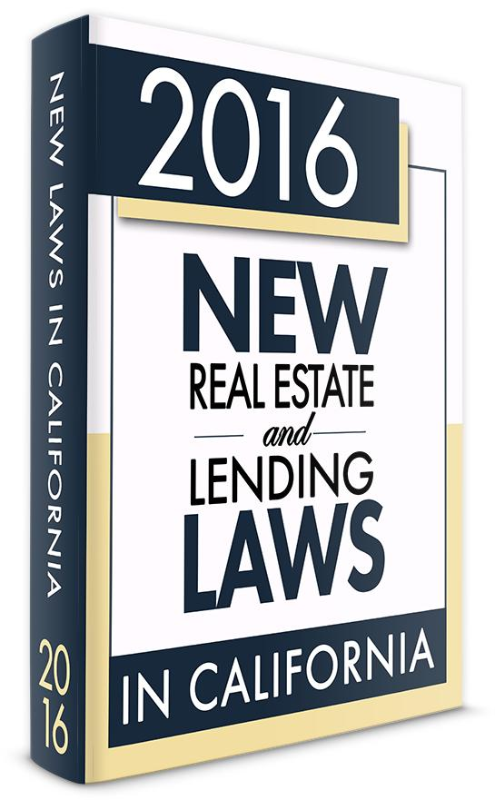 2016 New Laws Cover