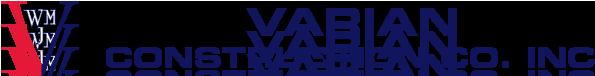 Varian Construction Logo