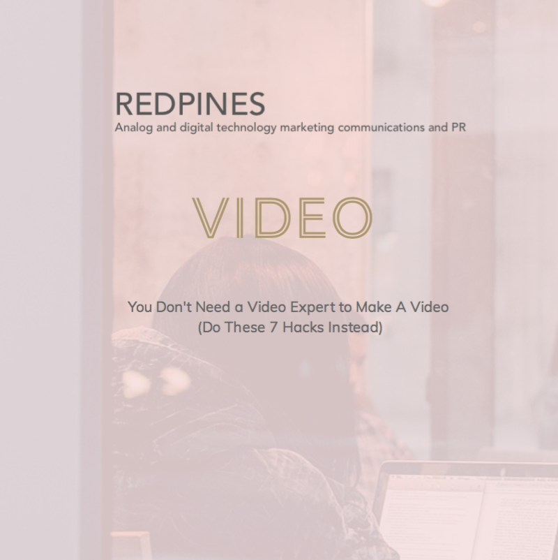 Video Hack White Paper