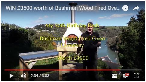 Bushman prize give away