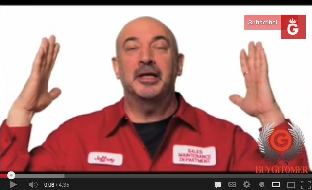 Video:  How important is friendly? by Jeffrey Gitomer