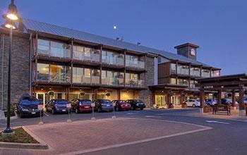 Best Western Westerly Hotel Courtenay BC