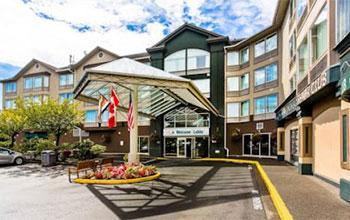 Sandman Hotel Victoria BC