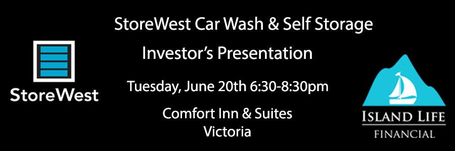 StoreWest Car Wash and Self Storage