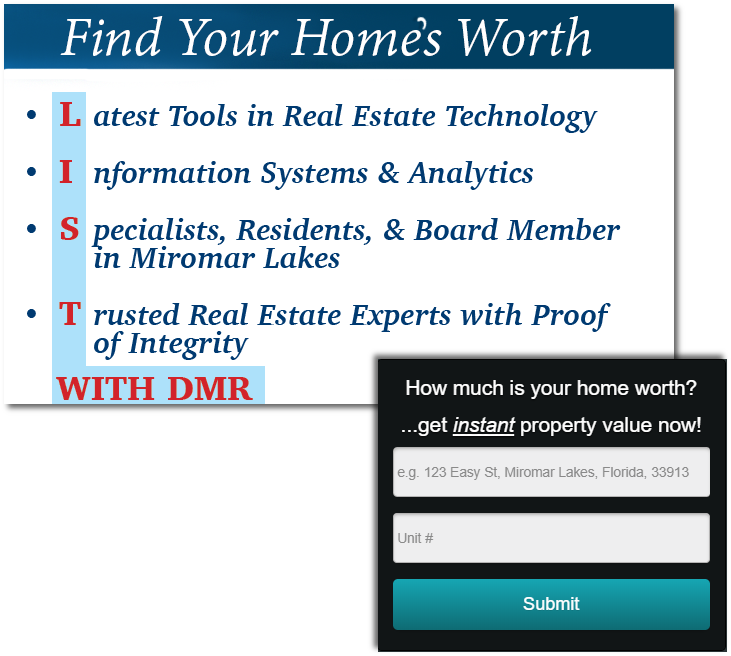 Find Your Home's Value- List With Us