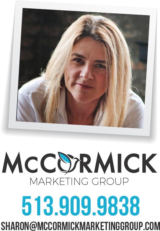 McCormick Marketing Contact Us Info - sharon@mccormickmarketinggroup.com