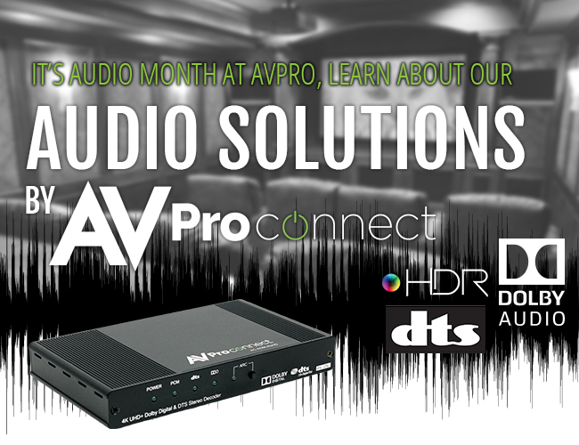 AV Pro Connect Audio Solutions