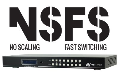 NSFS No Scaling Fast Switching
