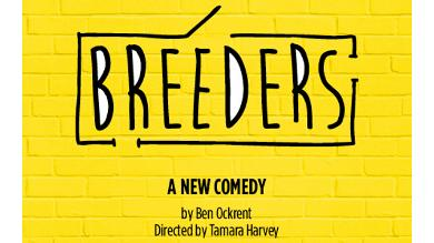 Win top 																							price tickets to see Breeders at 																							St. James Theatre