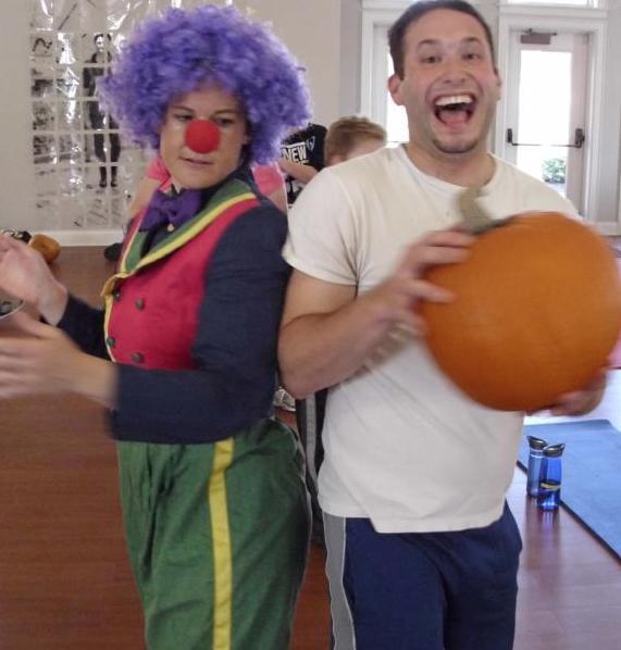 Pumpkin twist