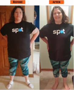 Jane K Keto Challenge weight loss and inches