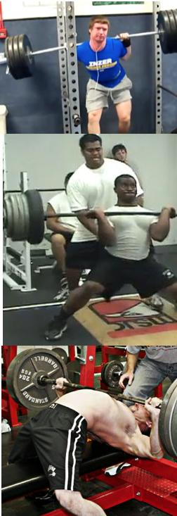 Weight Training fail