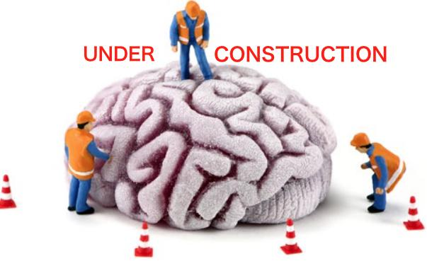 Under construction YOUR MIND