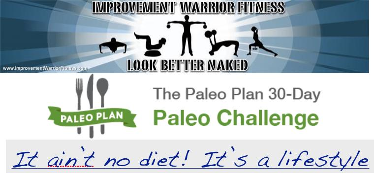30-day Paleo Plan