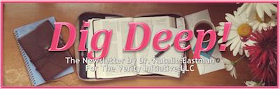 Dig Deep Header