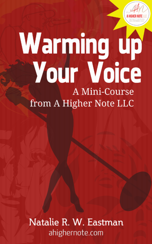 Vocal Warmup Mini-Course eBook Cover