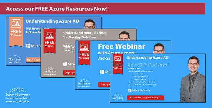 Azure learning resources and webinars