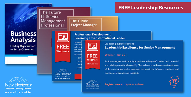 Professional development and leadership learning resources