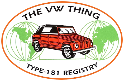 VW Thing Registry Logo