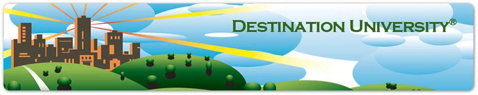 Destination University