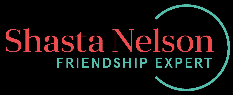 Shasta Nelson and GirlFriendCircles.com