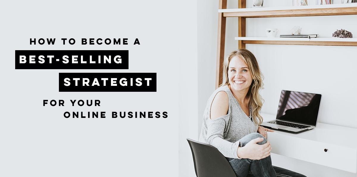 Best-Selling Strategist