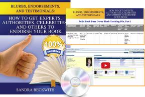 Blurbs, Endorsements, and Testimonials