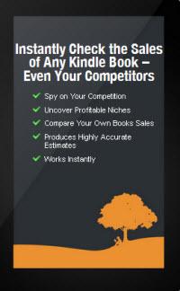 Kindle Ranking Calculator