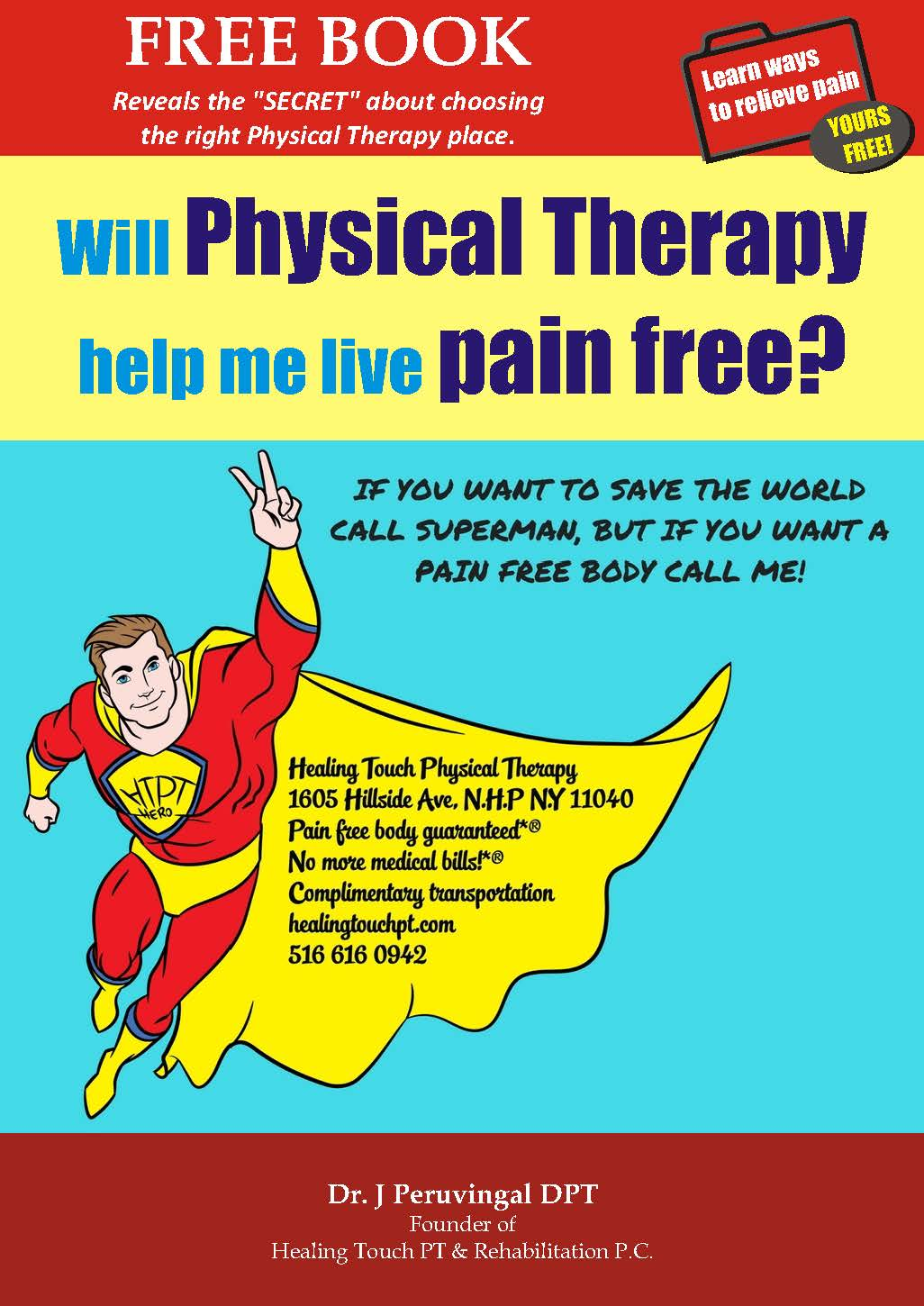 Will Physical Therapy help me live pain free