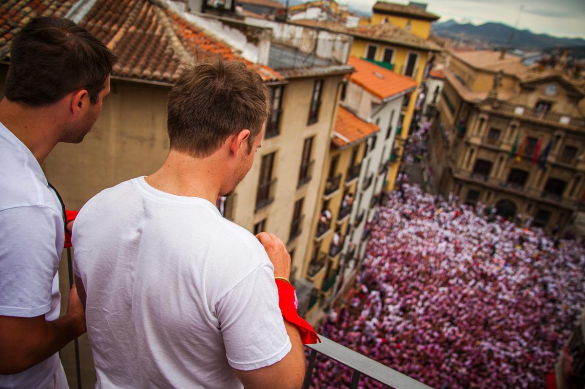 Pamplona's Opening Ceremonies