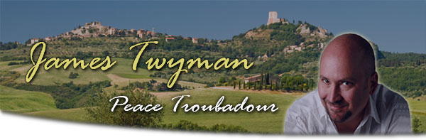 James Twyman Logo