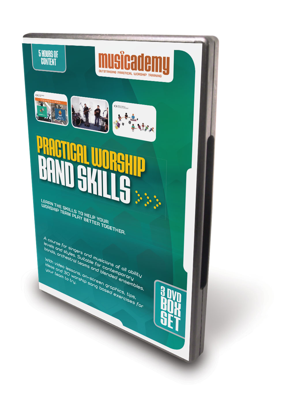 Musicademy Band Skills Course