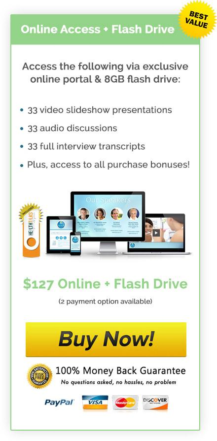 Own the online + flash package today!
