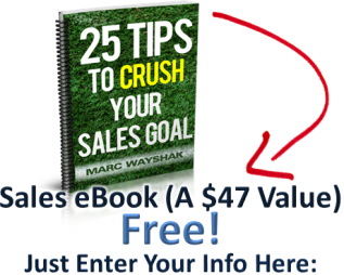 25 Tips to Crush You Sales Goal