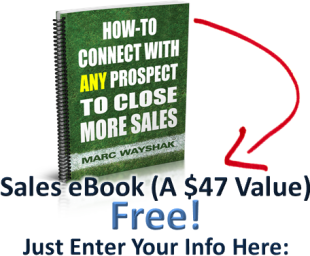 How-to Connect with Any Prospect eBook