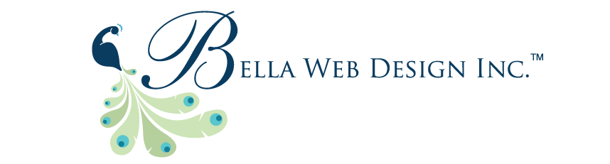 Bella Web Design Logo