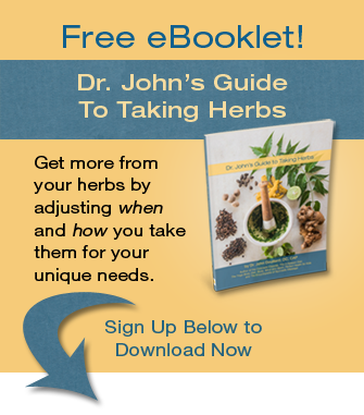Dr. John's Guide to Taking Herbs FREE ebook