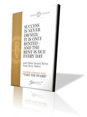 Rory Vaden eBook