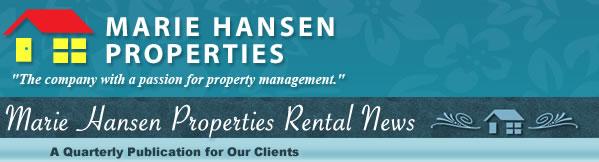 Marie Hansen Properties