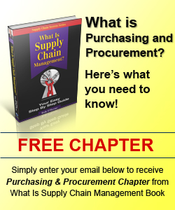 Purchasing & Procurement Chap Free Chapter Form